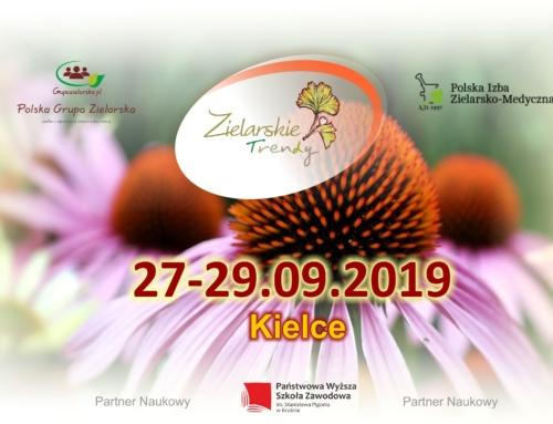 Zaproszenie na IV Sympozjum oraz II Targi Zielarskiei Fitoterapeutyczne